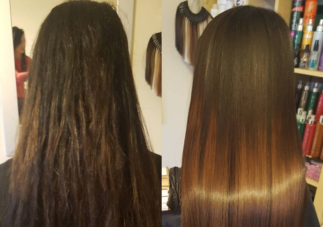 Keratin Hair Treatment: What Are The Pros, Cons And Side ...