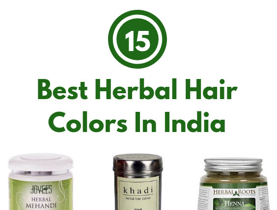 15 Best Herbal Hair Colors In India 2020