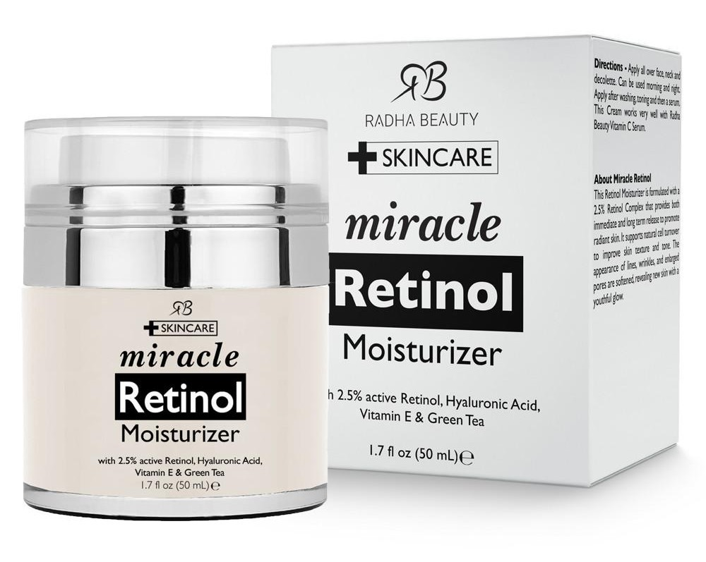 Best Retinol Cream For Anti Aging Skin Care