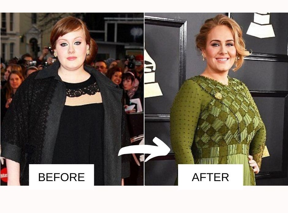 Adele Weight Loss Story: How She Lost 14 Pounds? | Fabbon