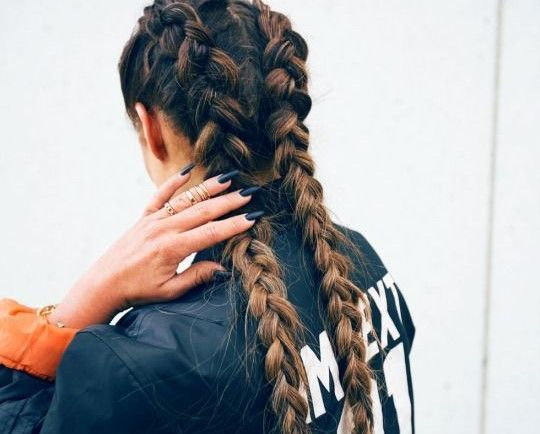 25 Stunning French Braid Hairstyles For 2021