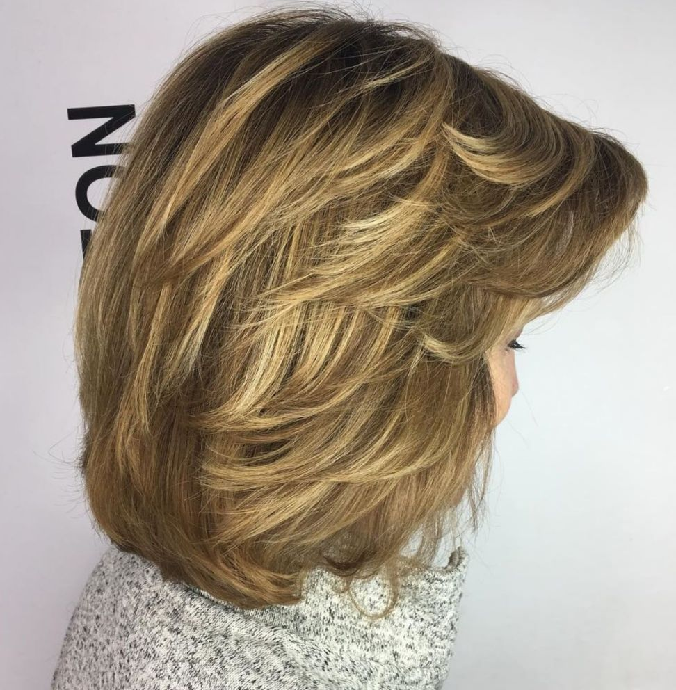 12 Latest Feather Cut Hairstyles For Women   12