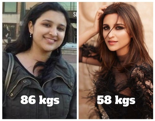 Parineeti Chopra's Weight Loss Secrets: Revealed