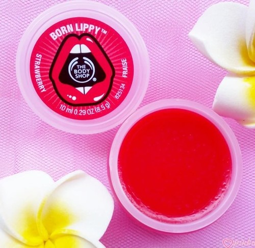 We Love This Body Shop Lip Balm For This One Reason