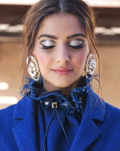 Sonam Kapoor Has Taken Her Beauty Game To The Next Level!