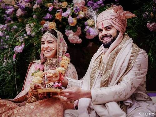 8 Amazing Things About Anushka Sharma – Virat Kohli's Wedding