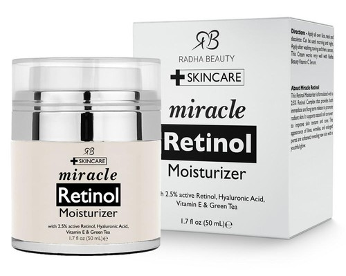 Best Retinol Cream For Anti Aging Skin Care