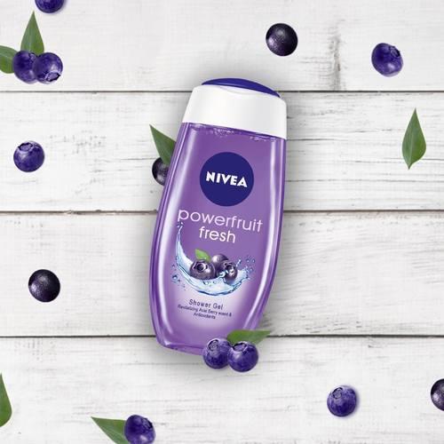 Nivea Shower Gel Product Review