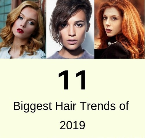Best Hairstyles And Hair Trends Of The Year