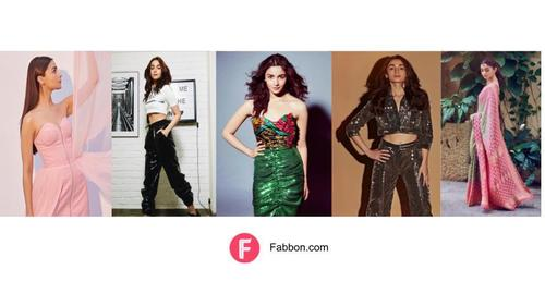 Best Looks Of Alia Bhatt