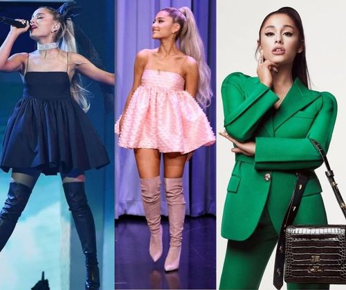 Ariana Grande Outfits And Dresses