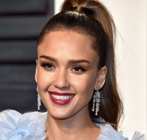Jessica Alba Skin Care, Makeup And Diet