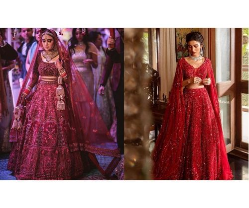 Bridal Lehenga Designs For Indian Bride