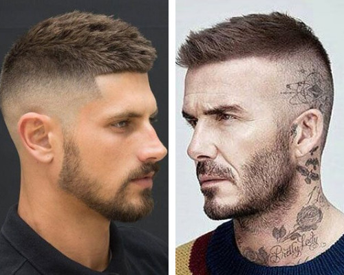 Best Crew Cut Haircuts For Men