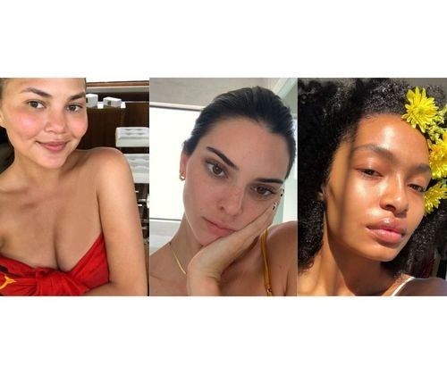 celebs without makeup