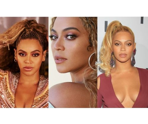 Beyonce Makeup Products