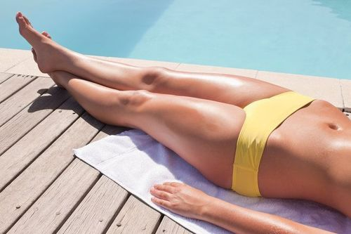 bikini wax types