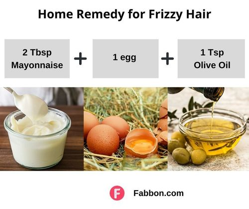 9_Home_Remedy_For_Frizzy_Hair