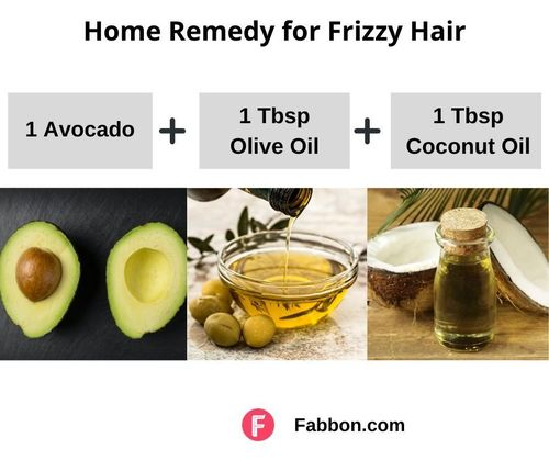 5_Home_Remedy _For_Frizzy_Hair