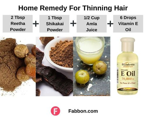 3_Home_Remedy_For_Thinning_Hair