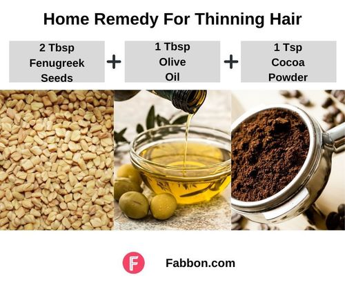 9_Home_Remedy_For_Thinning_Hair