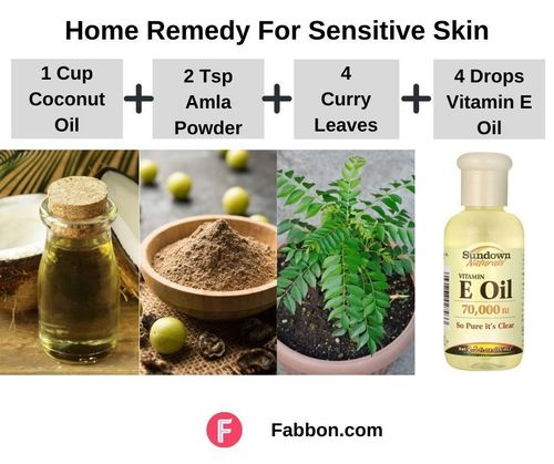 1_Home_Remedy_For_Sensitive_Skin