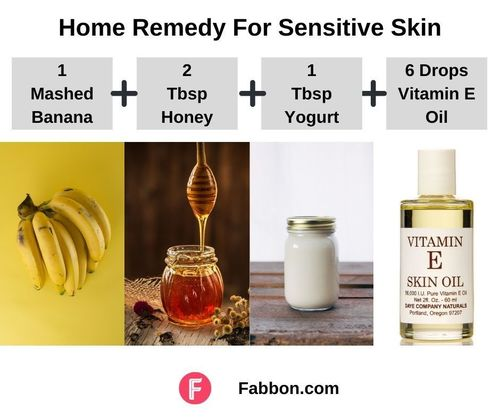 5_Home_Remedy_For_Sensitive_Skin