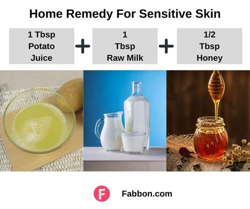6_Home_Remedy_For_Sensitive_Skin