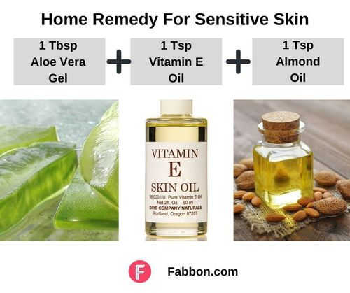 8_Home_Remedy_For_Sensitive_Skin