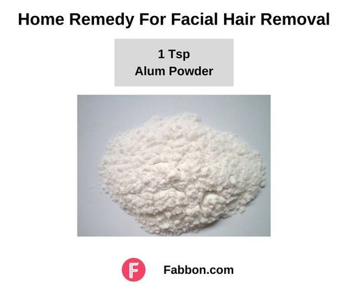 14_Home_Remedy_For_Facial_Hair_Removal