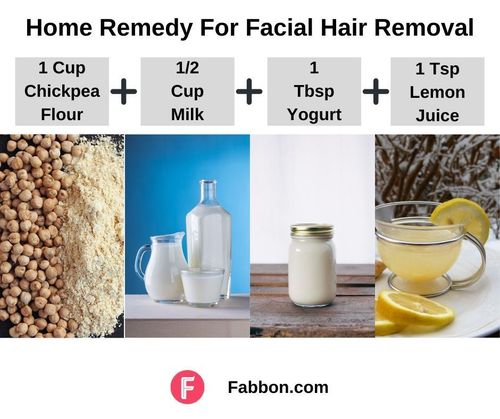 3_Home_Remedy_For_Facial_Hair_Removal