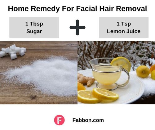 13_Home_Remedy_For_Facial_Hair_Removal