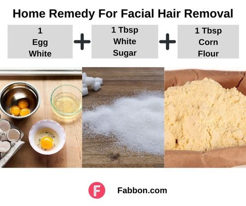 7_Home_Remedy_For_Facial_Hair_Removal