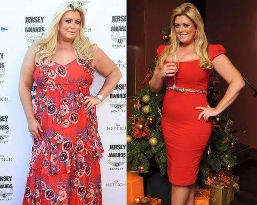 Gemma Collins diet