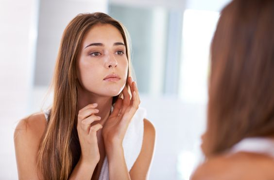 dermatologist shaving