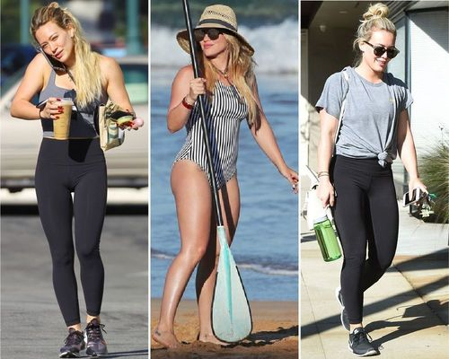 Hilary Duff Weight Loss