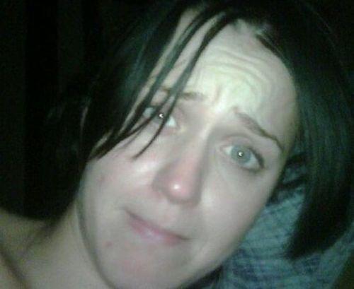 1 Katy Perry No makeup