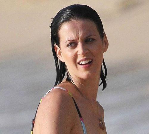 11 Katy Perry No makeup