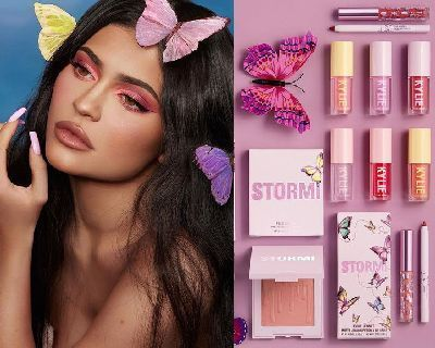 Kylie Jenner Makeup Look - 4