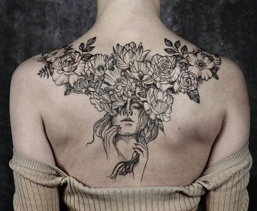 19_Back_Tattoos_for_Girls
