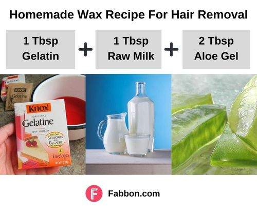 8_Homemade_Wax_Recipes_For_Hair_Removal