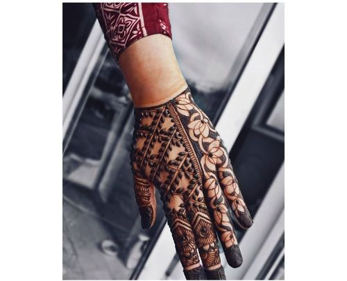 1_Best_Floral_Mehndi_Designs