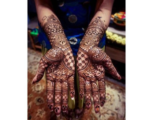 4_Best_Floral_Mehndi_Designs