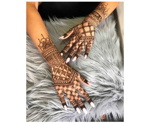 7_Best_Floral_Mehndi_Designs