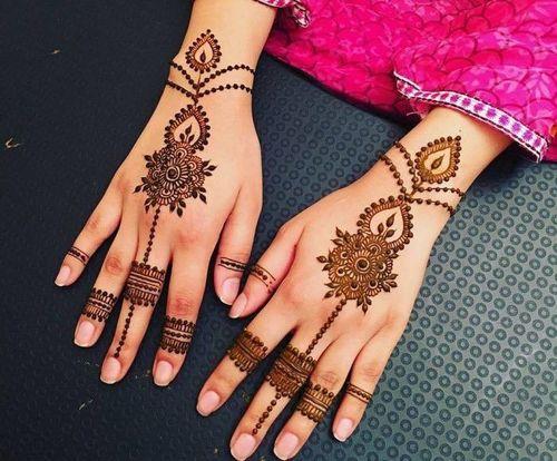 16_Best_Floral_Mehndi_Designs
