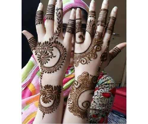 22_Best_Floral_Mehndi_Designs