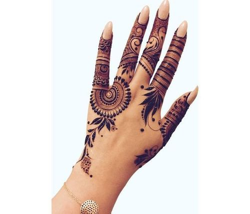 9_Simple_Mehndi_Design