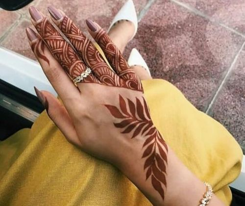 14_Simple_Mehndi_Design