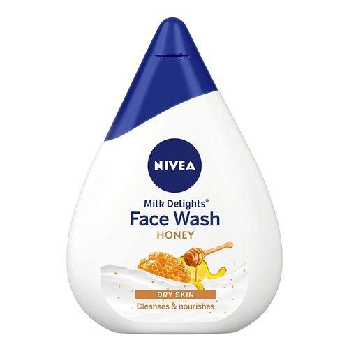 Nivea_face_wash_for_dry_skin
