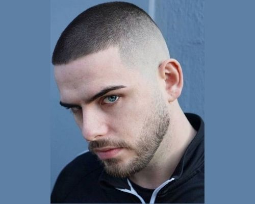 Men's Hairstyles For Round Face